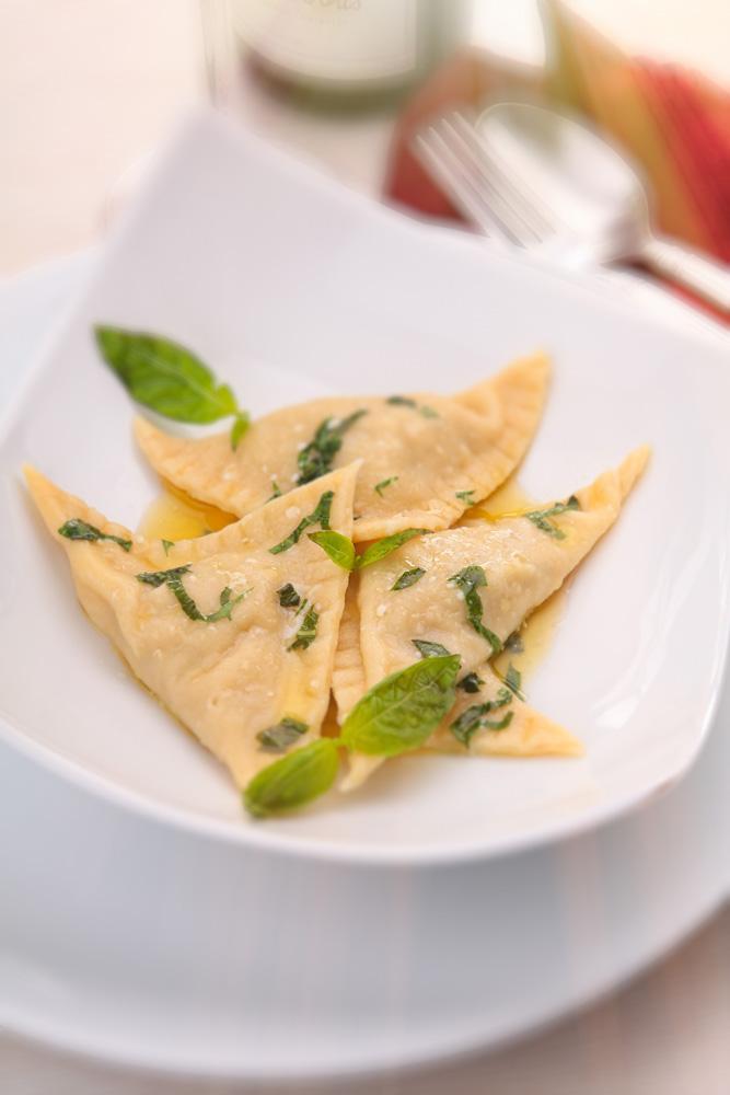 ravioles-lambi-beurre-basilic